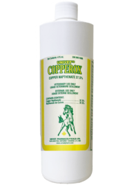 Univet copperox copper napthenate 37.5% products for equine use and improved performance for horses