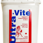 Univet ultra-vite for equine use and improved performance for horses