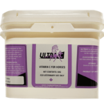 Univet Ultra-C vitamin supplement for horses products for equine use and improved performance for horses