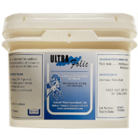 Univet Ultra-Folic supplement for horses products for equine use and improved performance for horses